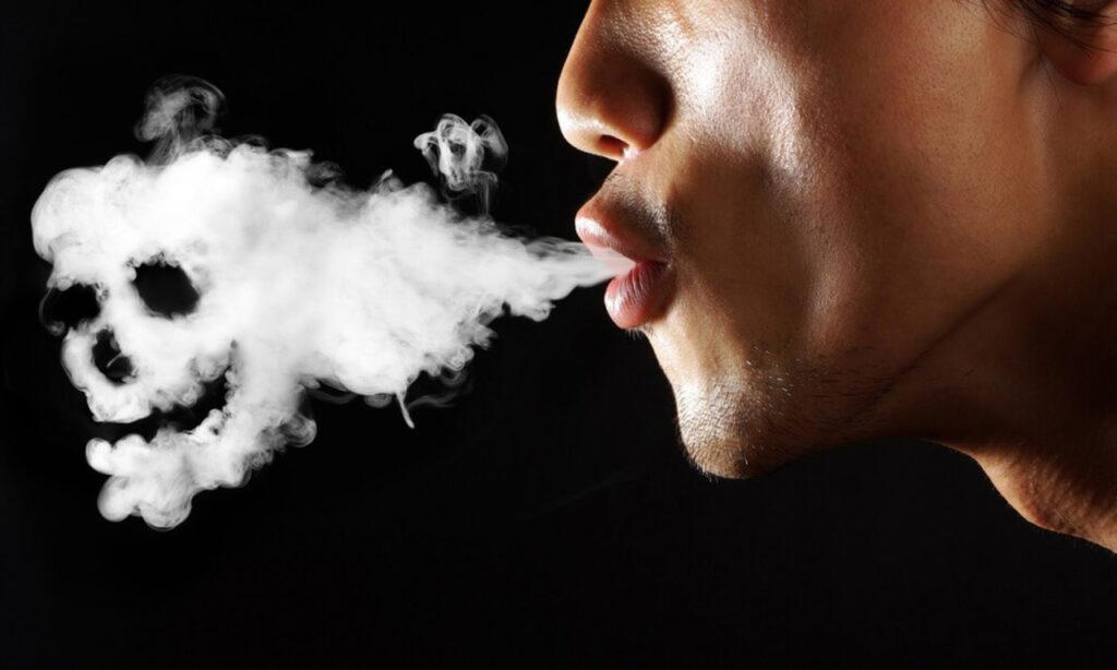 ядовитый дым