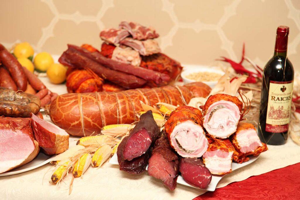 мясная пища