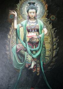 Возлюбленная Гуань Инь